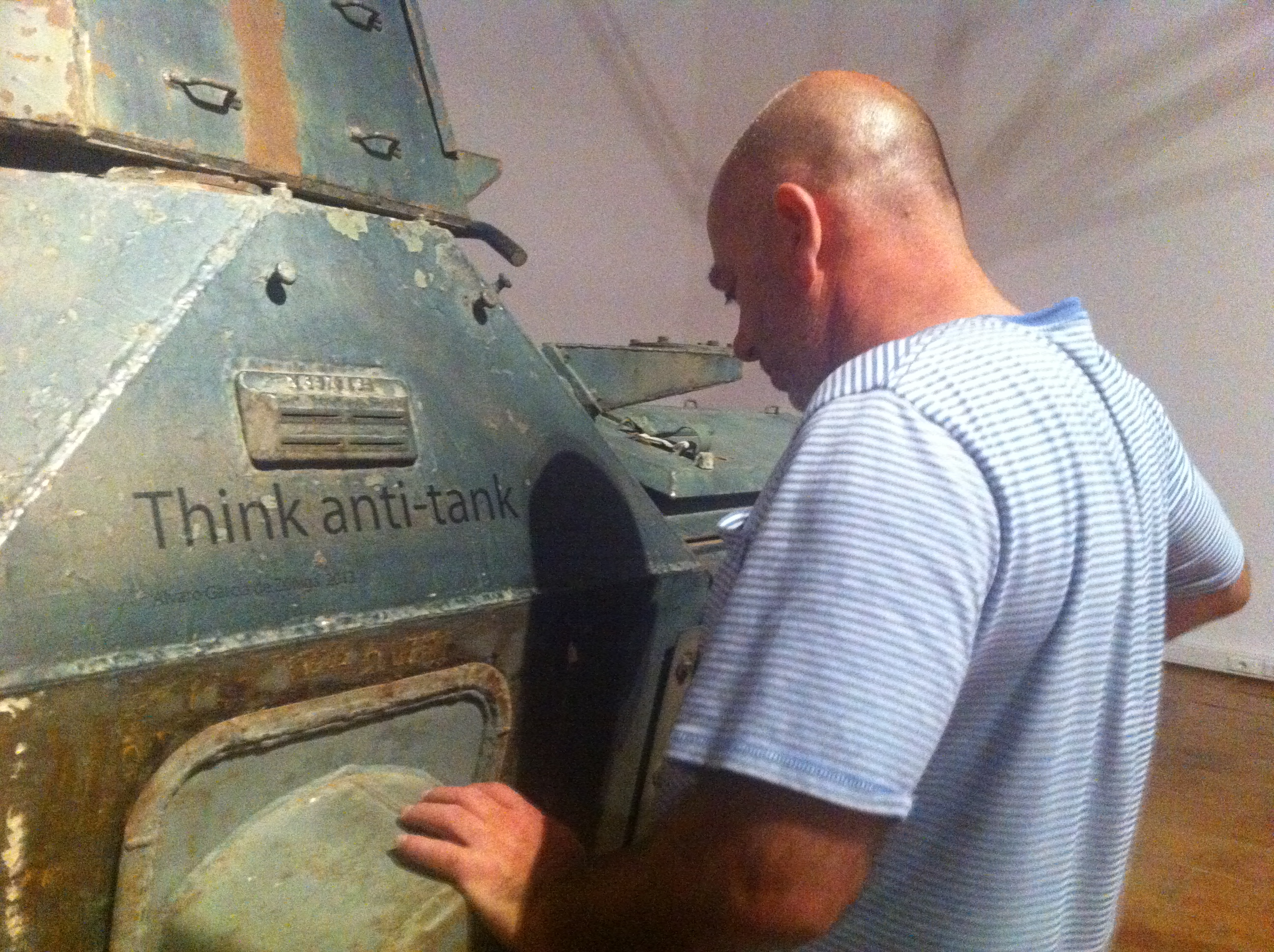Chaimite anti-tank 2014-09-12.jpg